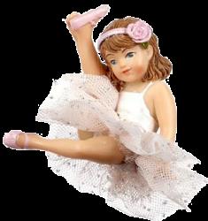 Ballerina Weihnachtsschmuck