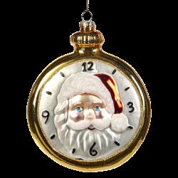 Santa Claus Taschenuhr