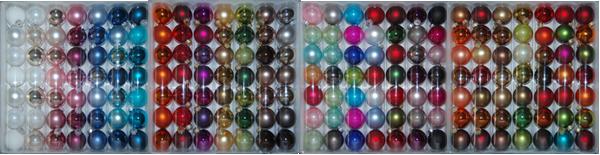 Weihnachtstrend 2013 Farbkombinationen