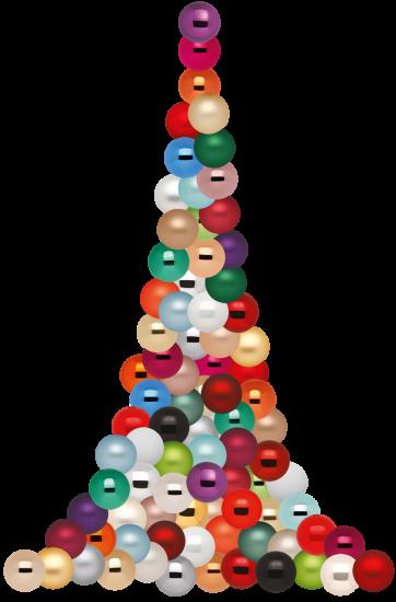 Christbaumkugeln Trendfarben Weihnachten 2016